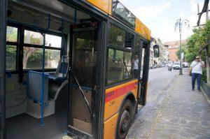バスの運転手は切符を持たないことが多いが・・・