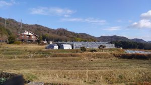 里山の多面的機能維持をもとめられる小さな農業にこそソーラーシェアリングを!